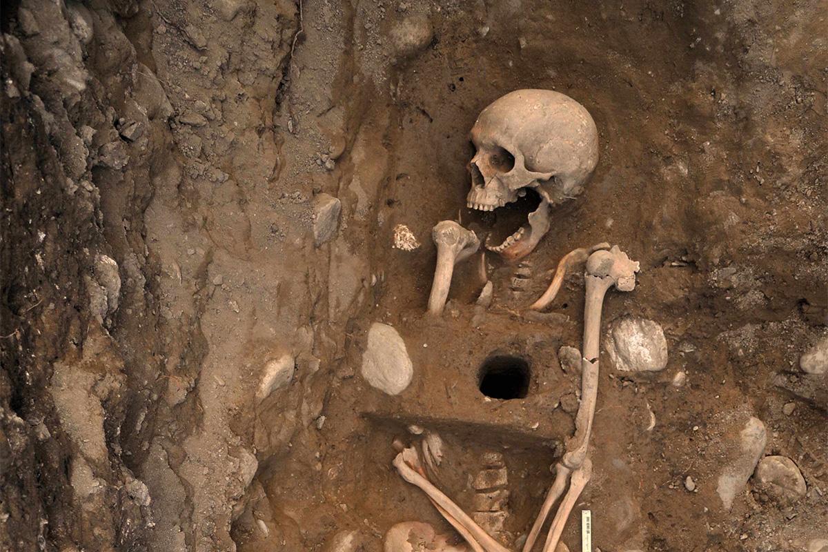 Ausgrabungen Molzbichl