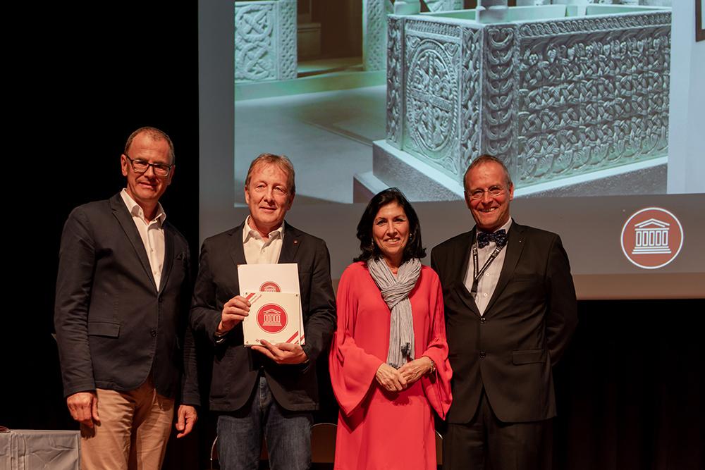 Verleihung Museumsgütesiegel