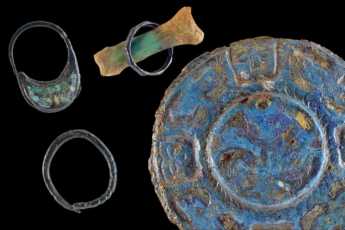 historische Fundstücke